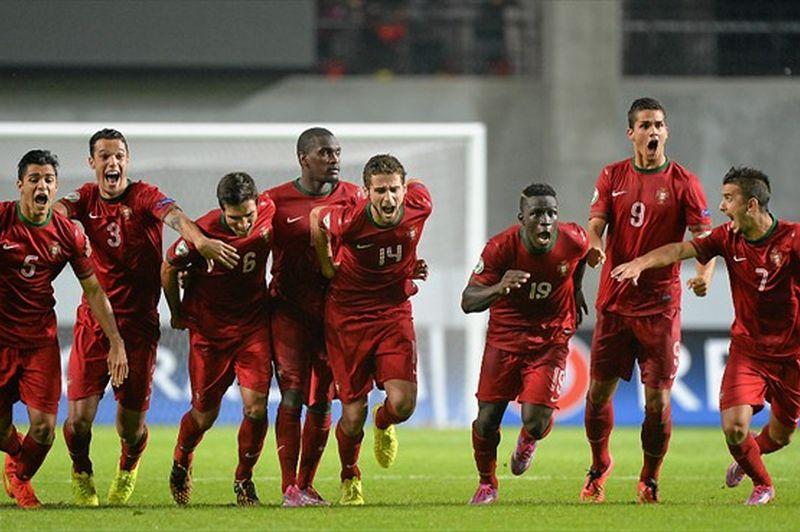 Прогноз матча португалия (до 19) германия