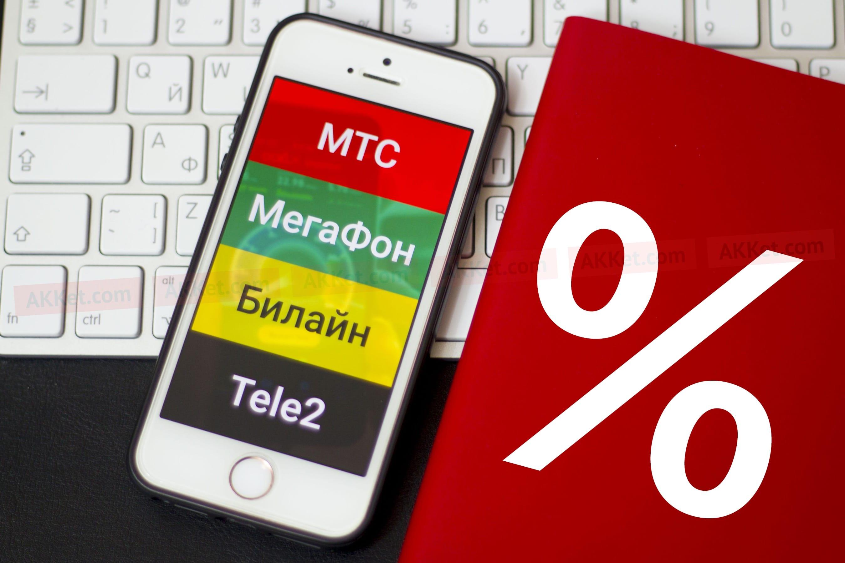 Мобильное пополнение счета